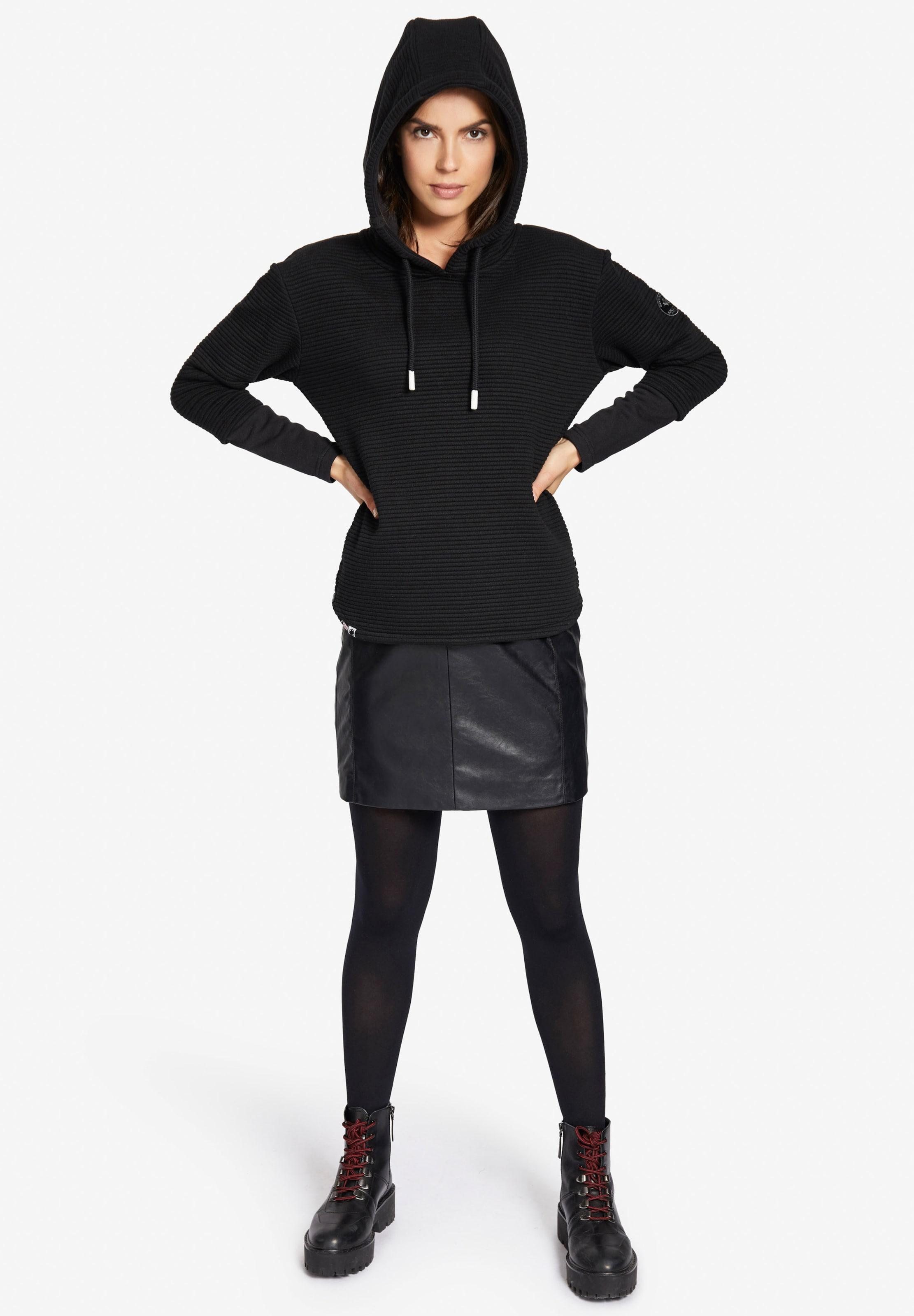 Tessa Khujo In ' Zwart Sweatshirt v80PNnwymO