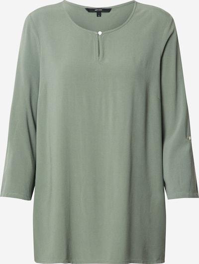 VERO MODA Bluse 'VMMAGGIE' in grün, Produktansicht