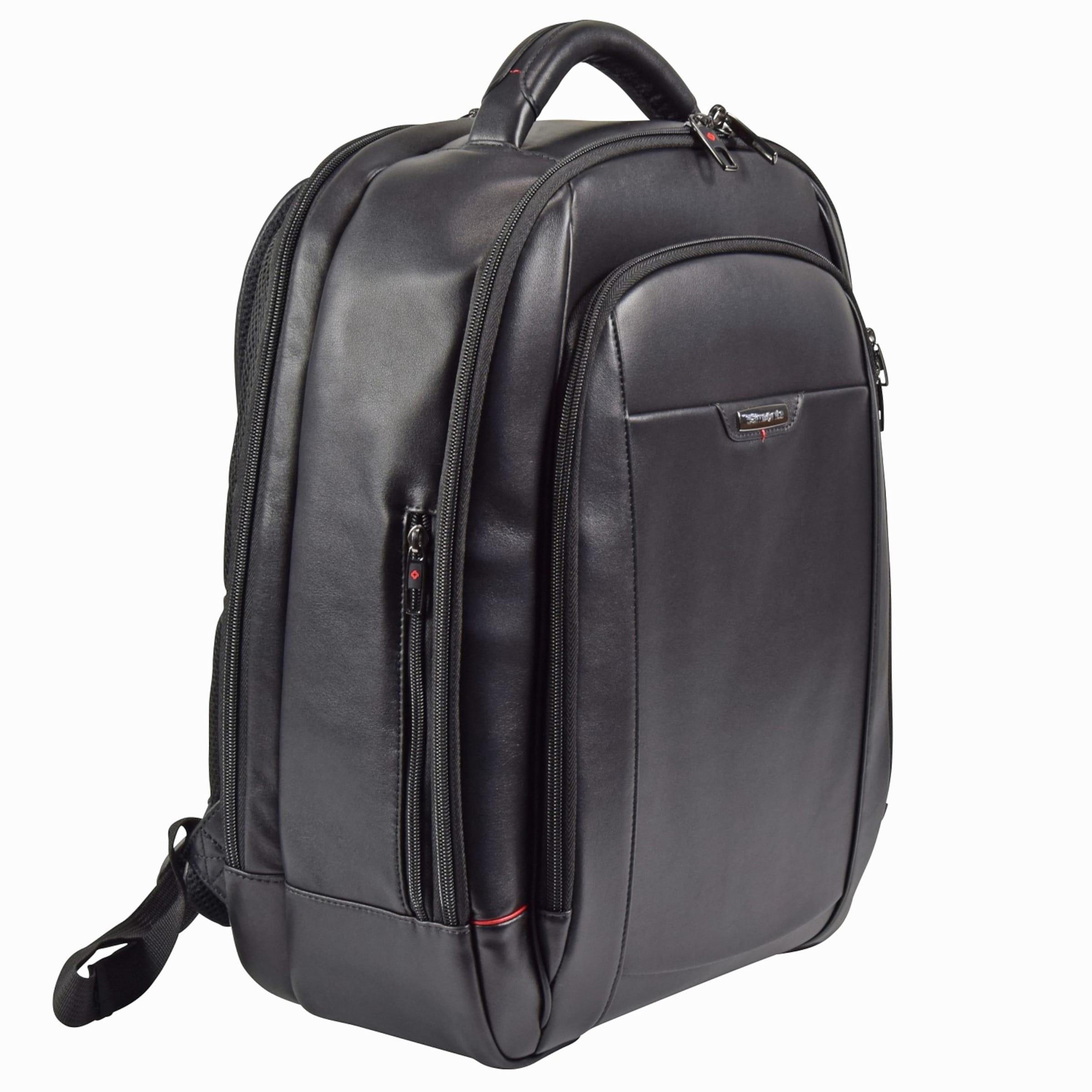 SAMSONITE Pro-DLX 4 LTH Business Rucksack Leder 50 cm Laptopfach Offiziell Besuchen Online-Verkauf Neu Versorgung Günstiger Preis Günstiger Preis Fälscht G1NhfmUU