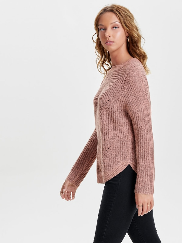 ONLY Strickpullover Lockerer