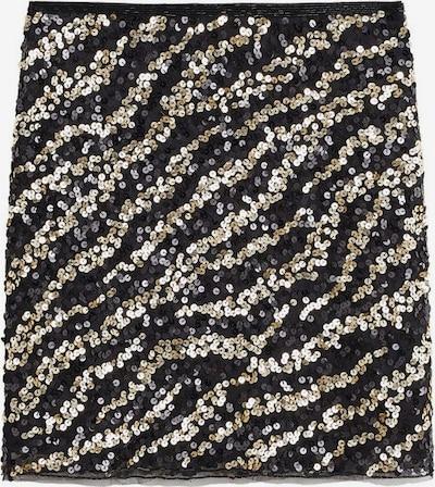 MANGO Rock 'zoey' in gold / schwarz, Produktansicht