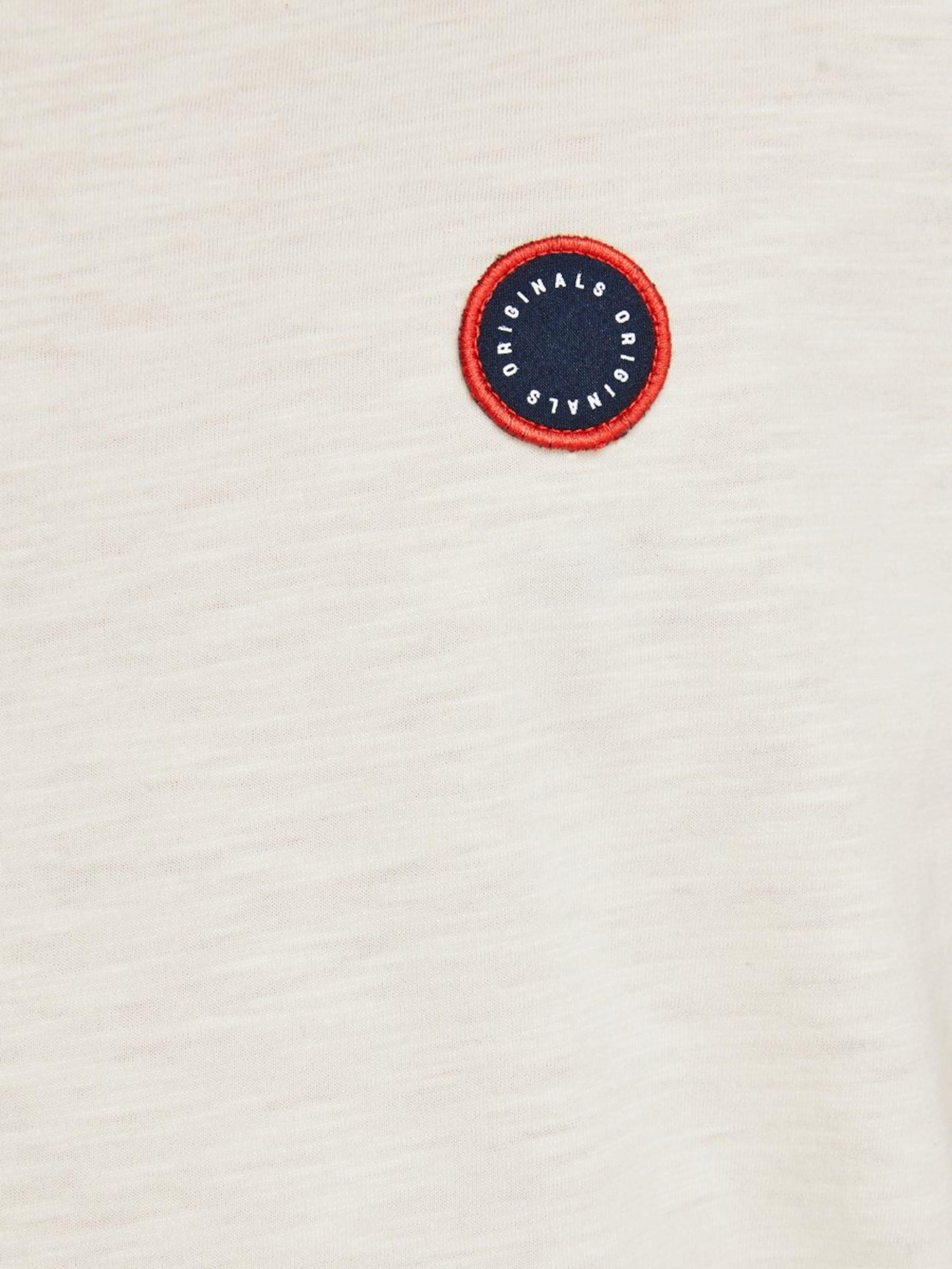 Jackamp; shirt Chiné Jones En Beige T 6bvyYf7g