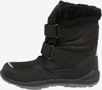 KAPPA Stiefel 'GURLI TEX' in schwarz / silber: Seitenansicht
