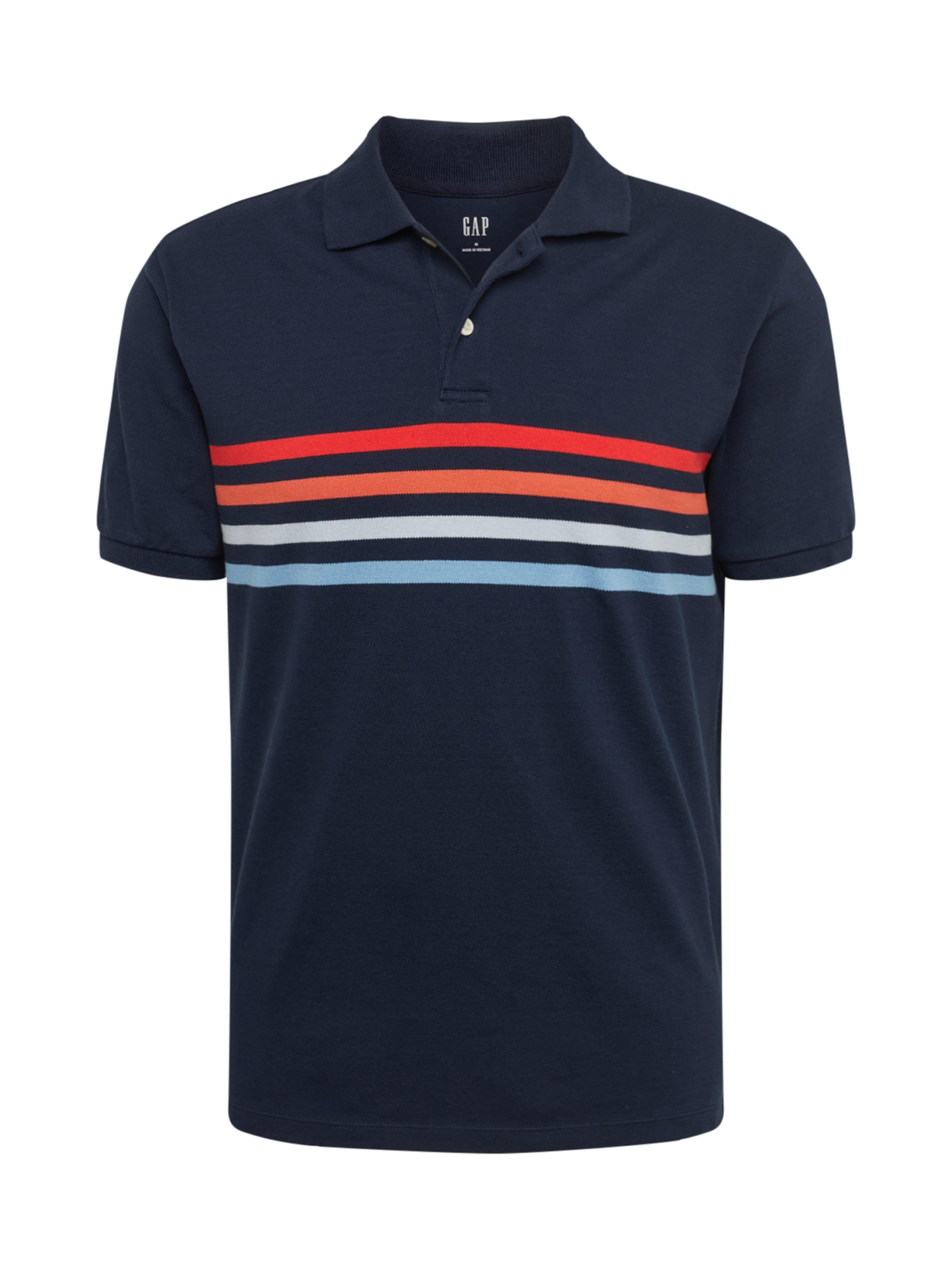 Blau 'pk Polo In Gap Stripe' wNm8nv0