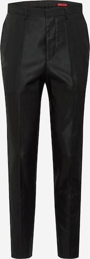 HUGO Nohavice 'German194' - čierna, Produkt