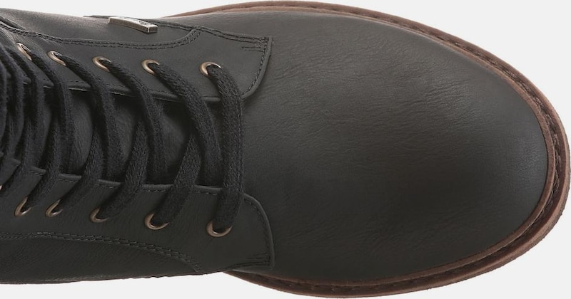 Haltbare Mode billige Schuhe RIEKER | Schnürstiefel Schuhe Gut Gut Gut getragene Schuhe c63041