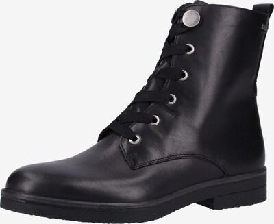 Legero Veterlaarsjes in de kleur Zwart, Productweergave