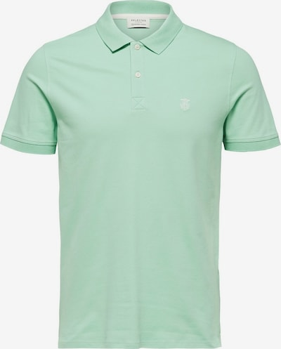 SELECTED HOMME Shirt in de kleur Mintgroen: Vooraanzicht