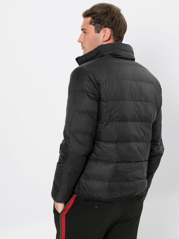 Jacket' En North Sails Veste 'reversible D'hiver GrisNoir rdsQBtCxho