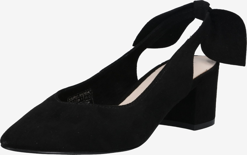 VERO MODA Pumps 'VMSUE' in schwarz, Produktansicht