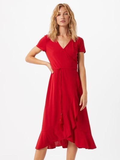 Lauren Ralph Lauren Kleid 'ENTIAMA' in rot, Modelansicht