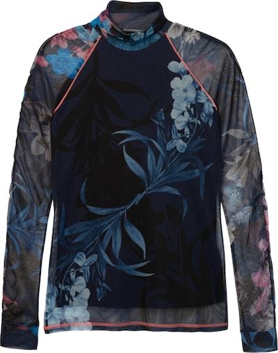 Marškinėliai 'Vanessa' iš Desigual , spalva - mėlyna / mišrios spalvos, Prekių apžvalga