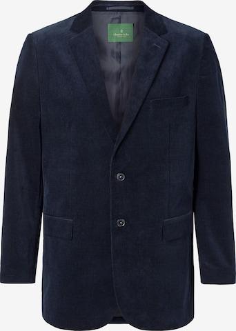 Veste de costume 'Duke Weston' Charles Colby en bleu