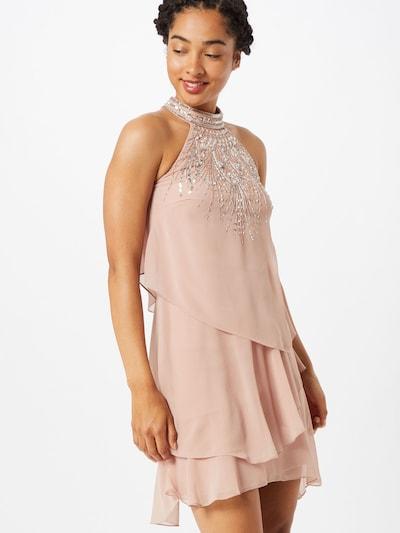 Lipsy Kleid in nude, Modelansicht