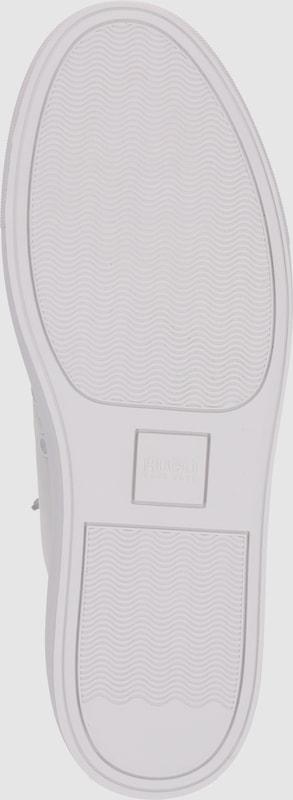 HUGO Sneaker  Futurism  mit Ziersteppung