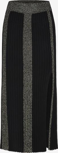 faina Rock in schwarz / silber, Produktansicht