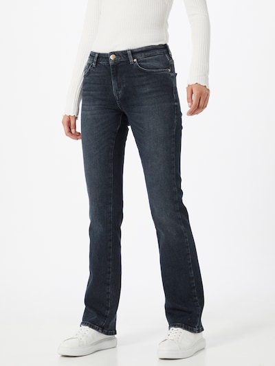 ONLY Jeans 'Billy' in de kleur Blauw denim, Modelweergave