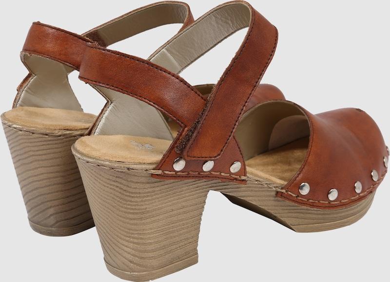 RIEKER Sandalen mit Nieten