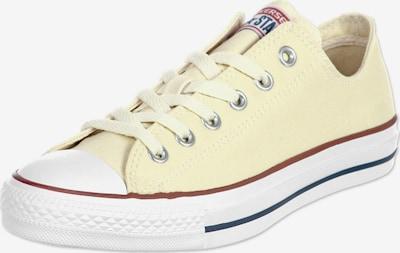 CONVERSE Sneaker in gelb, Produktansicht