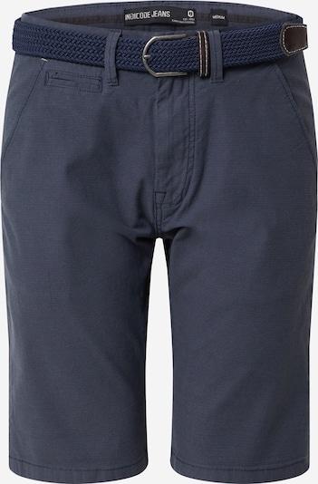 INDICODE JEANS Shorts 'Dignum' in navy, Produktansicht