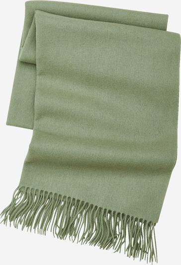 EDITED Schal 'Esma' in grün, Produktansicht