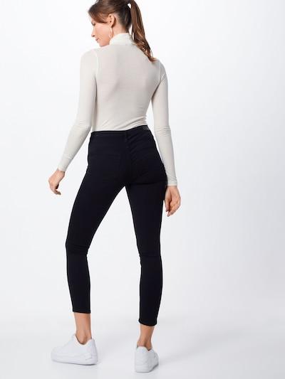 Džinsai iš AG Jeans , spalva - juoda: Vaizdas iš galinės pusės