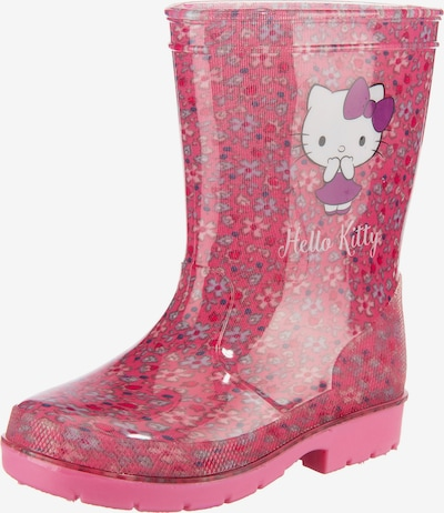 HELLO KITTY Gummistiefel 'Hello Kitty' in pink, Produktansicht