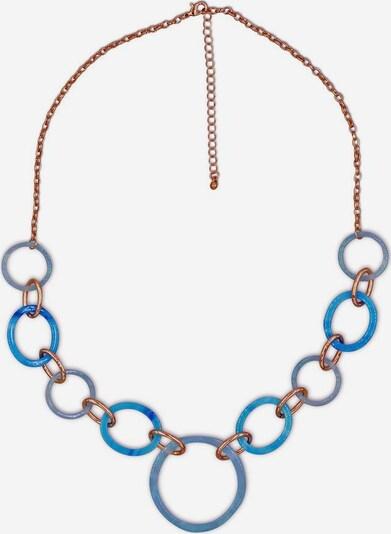 J. Jayz Kette in blau / gold, Produktansicht
