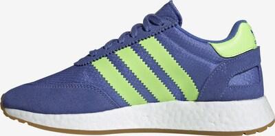ADIDAS ORIGINALS Sneaker in blau / kiwi, Produktansicht
