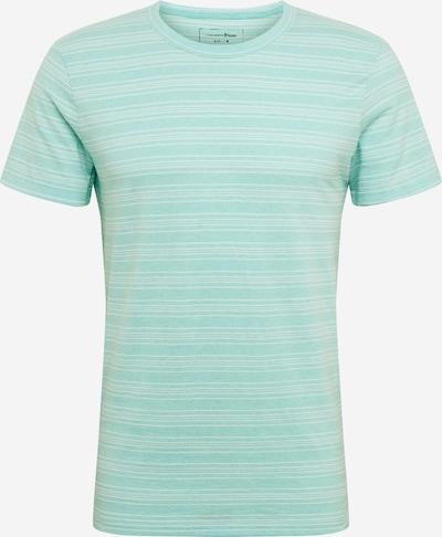 Marškinėliai iš TOM TAILOR DENIM , spalva - turkio spalva / balta, Prekių apžvalga