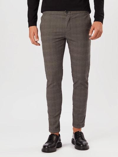 Redefined Rebel Pantalon 'King' en gris foncé, Vue avec modèle