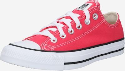 CONVERSE Sneaker 'Ctas OX' in rot / weiß, Produktansicht