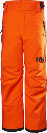 HELLY HANSEN Hose 'LEGENDARY' in orange / schwarz, Produktansicht