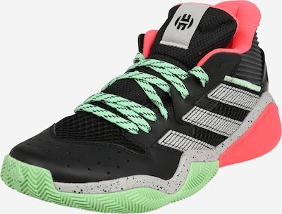 ADIDAS PERFORMANCE Sportske cipele 'Harden Stepback' u siva / ciglasto crvena / crna, Pregled proizvoda