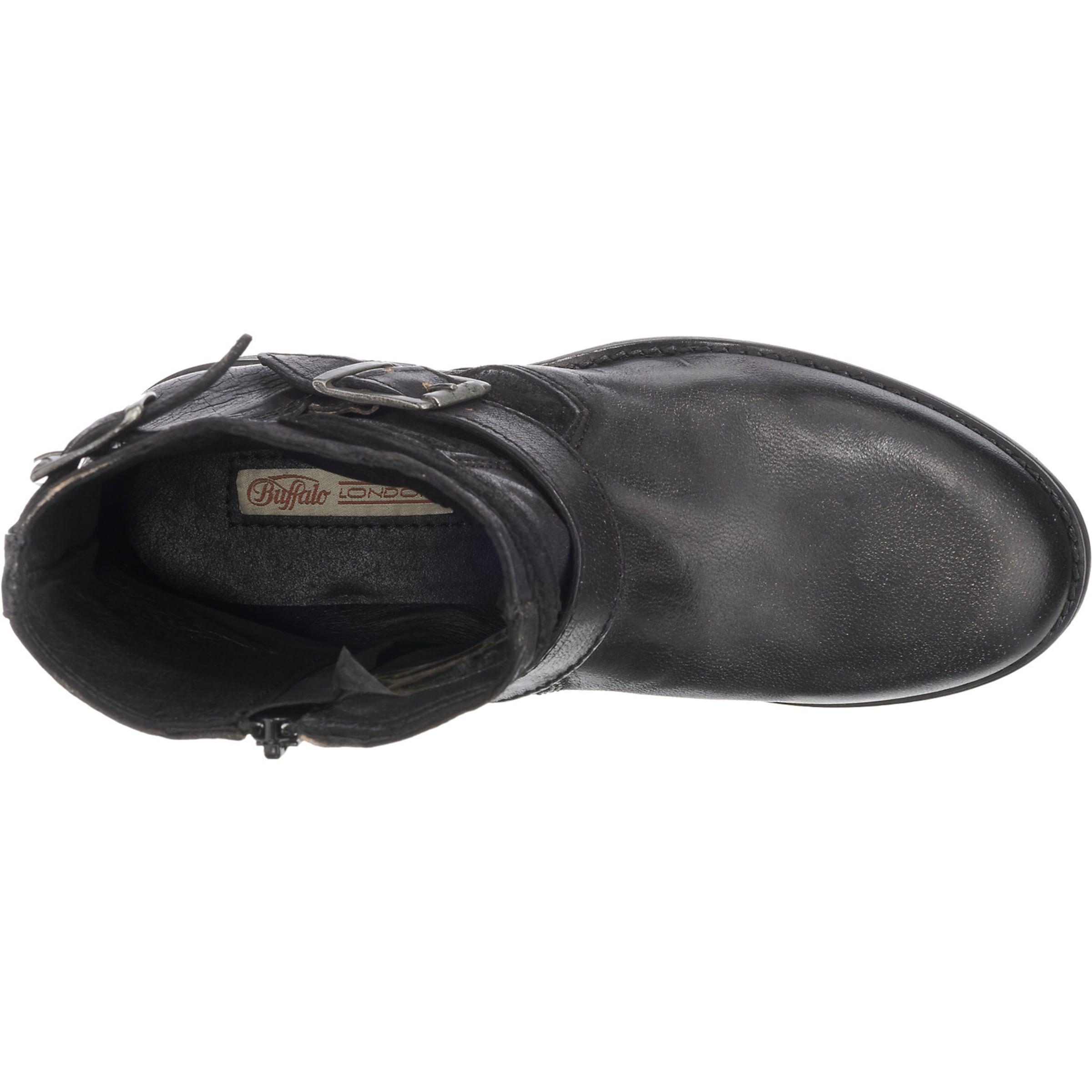 BUFFALO Stiefeletten Leder Verkaufen Sie Sie Sie saisonale Aktionen 2ad1fc