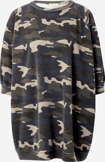 Ragdoll LA Sweatshirt in beige / dunkelblau / khaki, Produktansicht