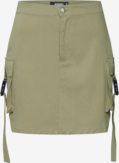 Missguided Rock 'Utility Pocket Buckle' in khaki, Produktansicht