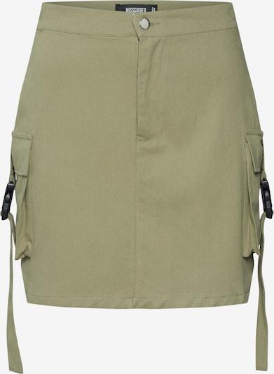 Missguided Rock 'Utility Pocket Buckle' in khaki, Produktansicht