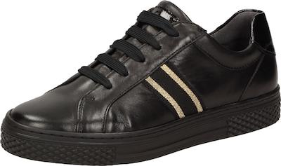 SIOUX Sneaker in schwarz, Produktansicht