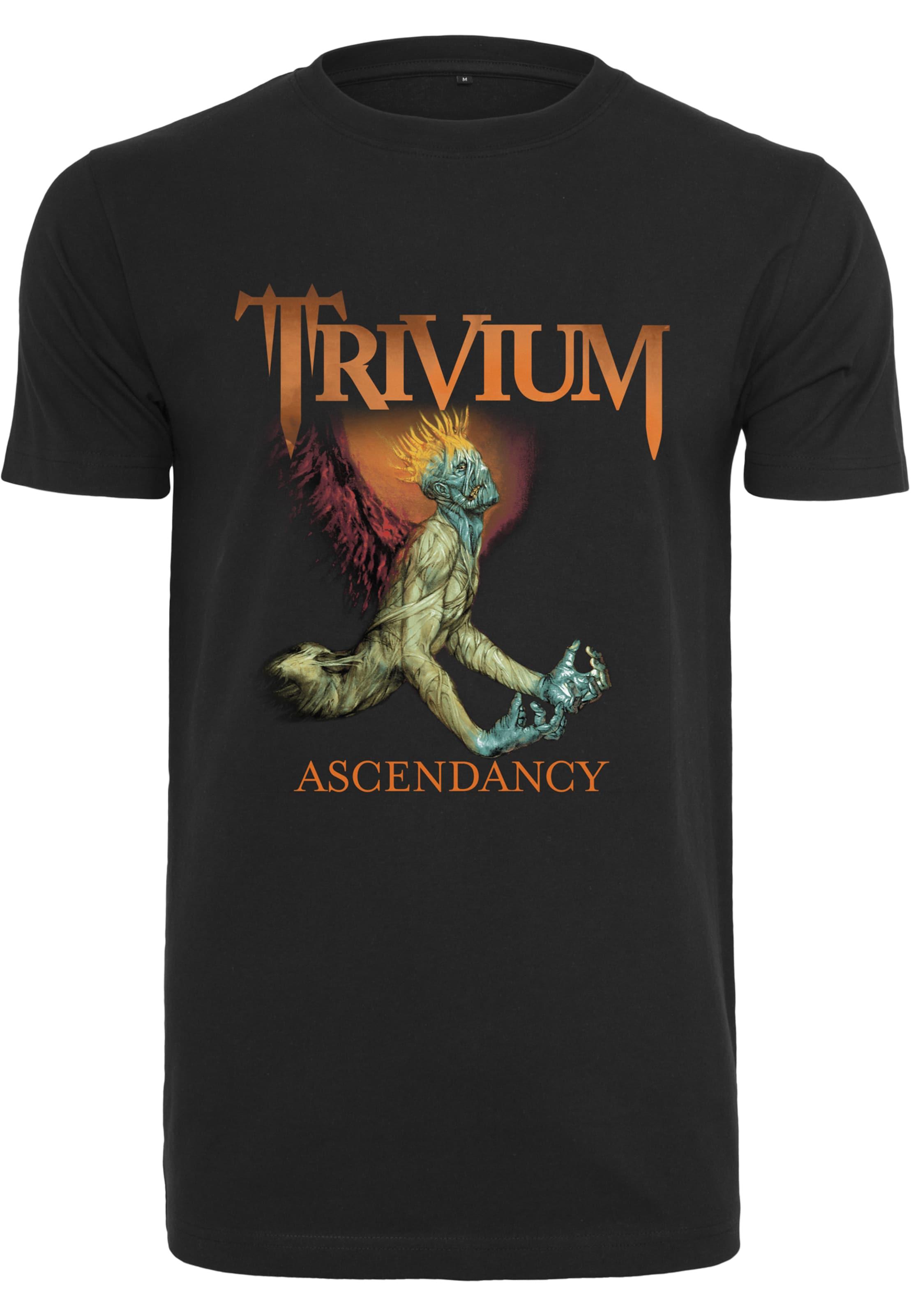 MischfarbenSchwarz Mister T Ascendancy' Tee shirt In 'trivium HIbYW2e9ED