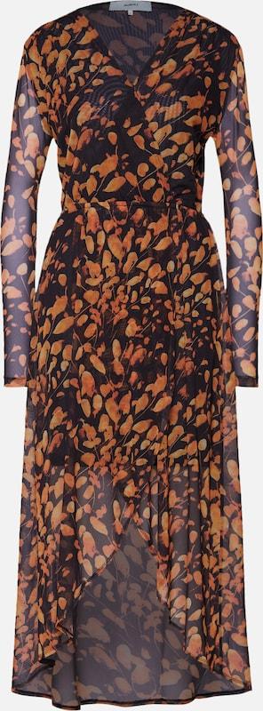 Moves Kleid 'Vioalana' in in in Orange   schwarz  Neuer Aktionsrabatt 731c33