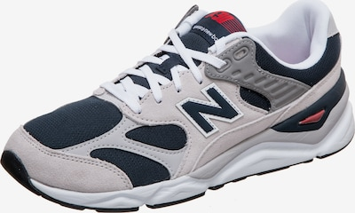 new balance Sneaker 'X-90' in navy / hellgrau, Produktansicht