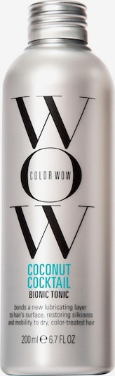 Color WOW Leave-in-pflege 'Coconut Cocktail' in schwarz / silber, Produktansicht
