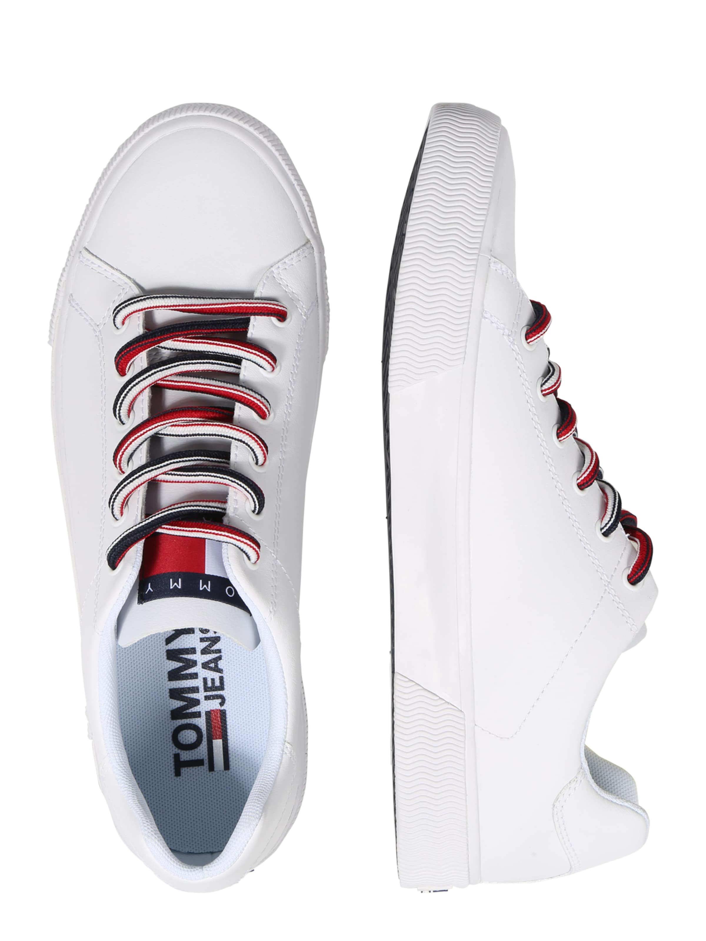 In Weiß Sneaker 'essential Sneaker' Tommy Jeans UMGqVpLzS