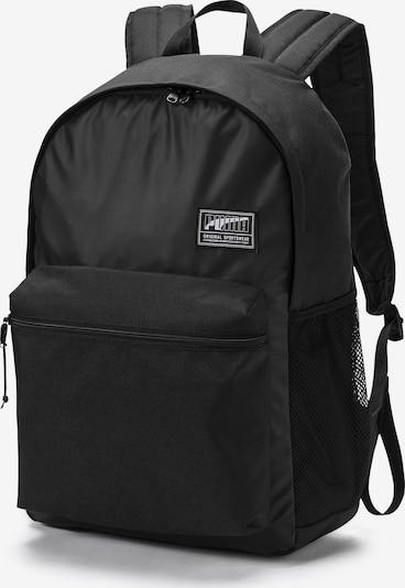 PUMA Rucksack 'Academy' in schwarz, Produktansicht