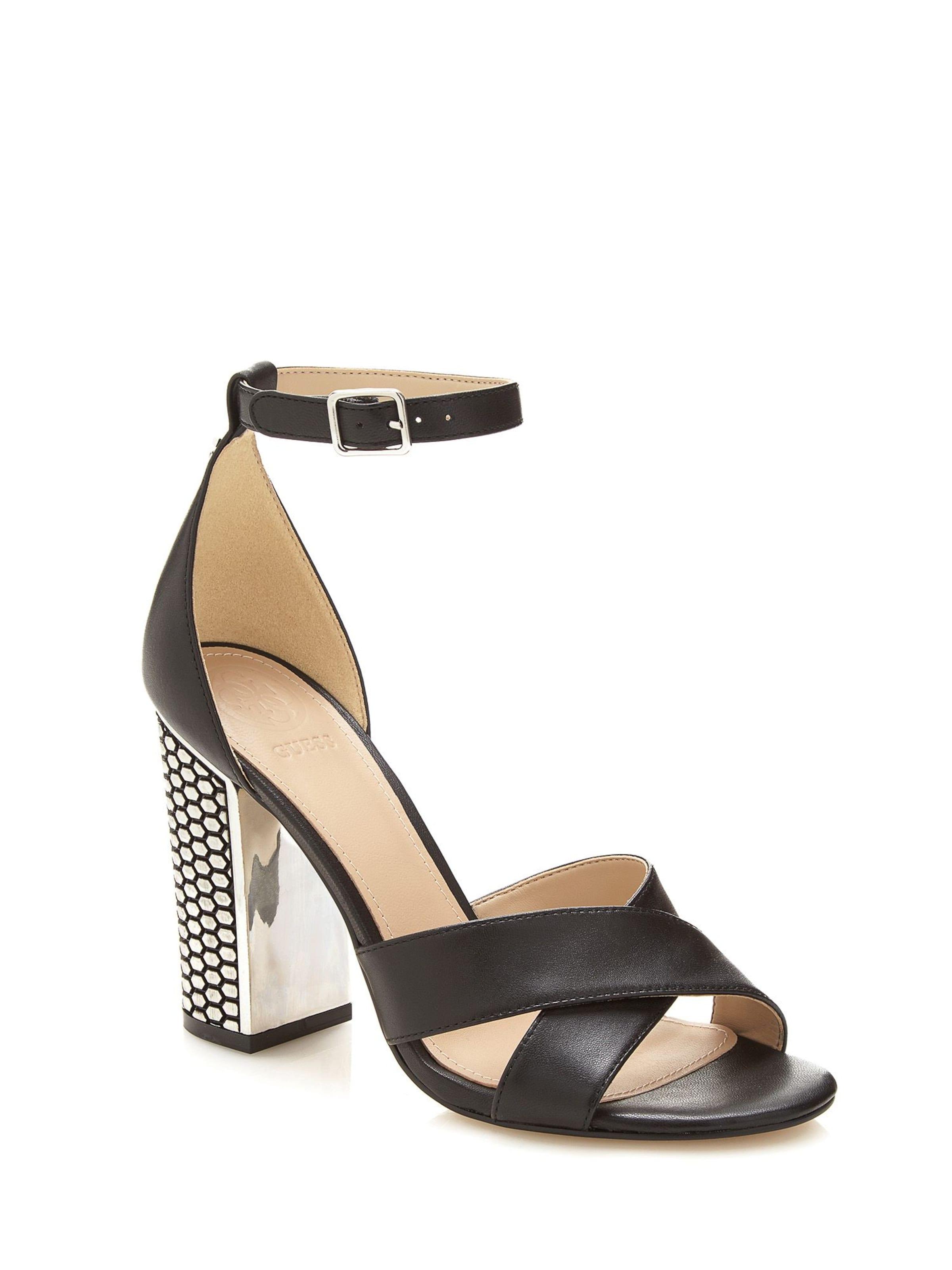 Haltbare Mode billige Schuhe GUESS | SANDALETTE 'ABRIANA' Schuhe Gut getragene Schuhe
