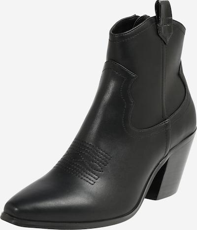 Bianco Cowboystiefel in schwarz, Produktansicht