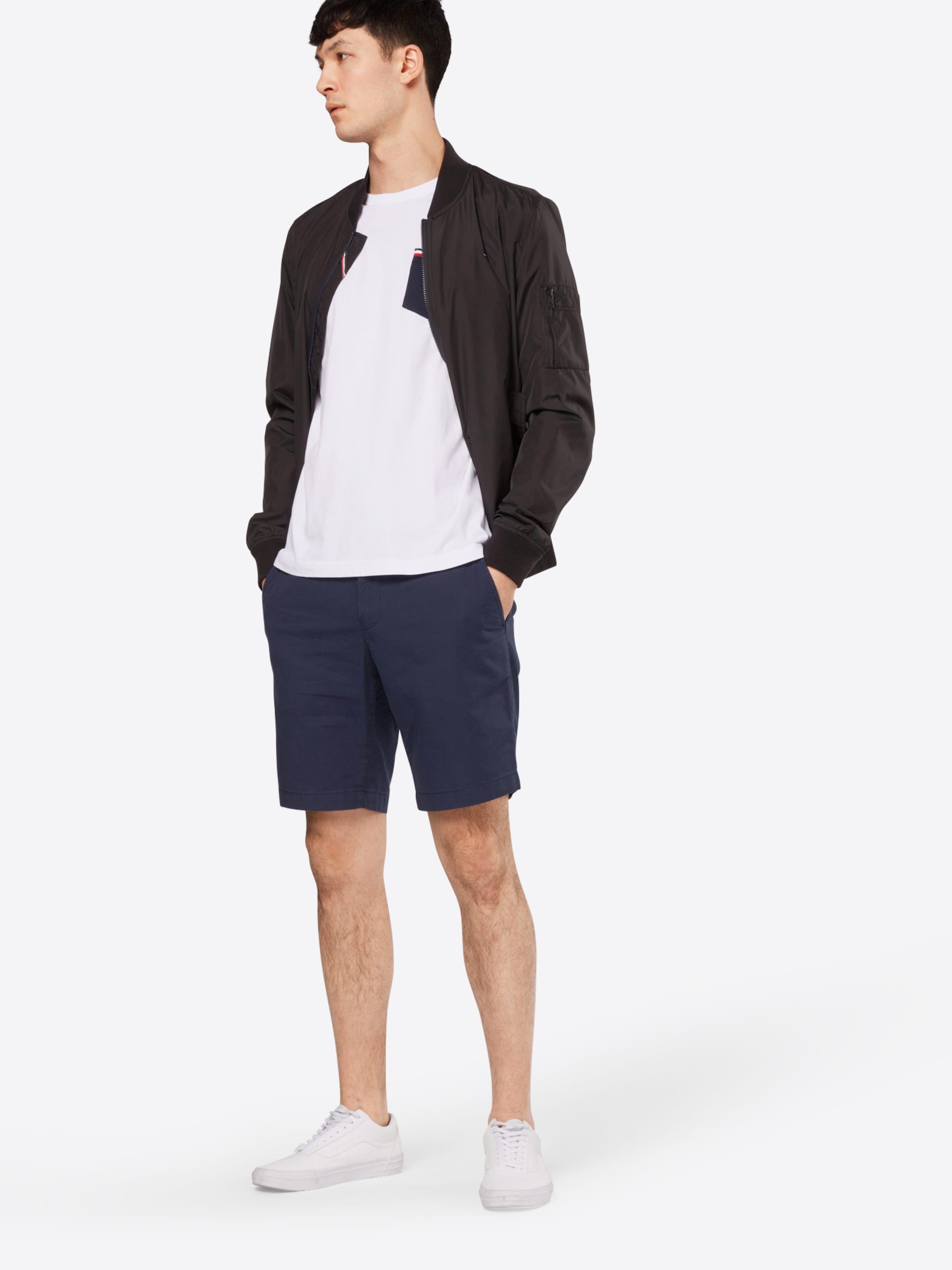 TOMMY HILFIGER T-Shirt 'POCKET ORGANIC COTTON' Bilder Zum Verkauf Billig Ausverkauf Gutes Angebot Verkauf Von Top-Qualität Angebote 0lC7rLQ