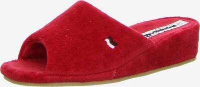 ROMIKA Hausschuhe in rot, Produktansicht