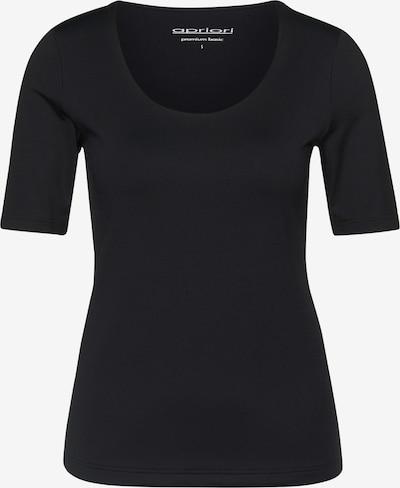 apriori T-Shirt in schwarz, Produktansicht